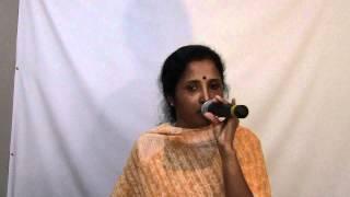 Naadham En Jeevane sung by Usha