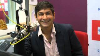 RJ Anirudh on Big FM