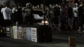The Meat Wagon puts it on the bumper at Doomsday No Prep Series