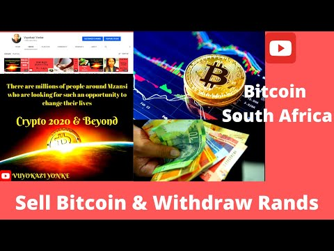 Sell Bitcoin And Withdraw Rands On Luno Exchange South Africa | Bitcoin SA 2020