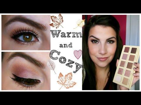 Warm & Cozy Eye Tutorial