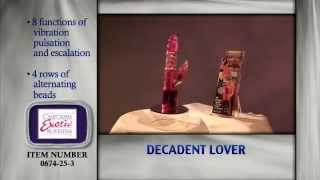 Decadent Lover Product Demo