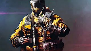 RAINBOW SIX SIEGE Space Capsule Trailer (2018) New Co-Op Event