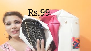 bags haul|affordable bags|bags starting 99|afsha
