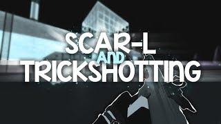 SCAR-L AND TRICKSHOTTING (phantom forces)
