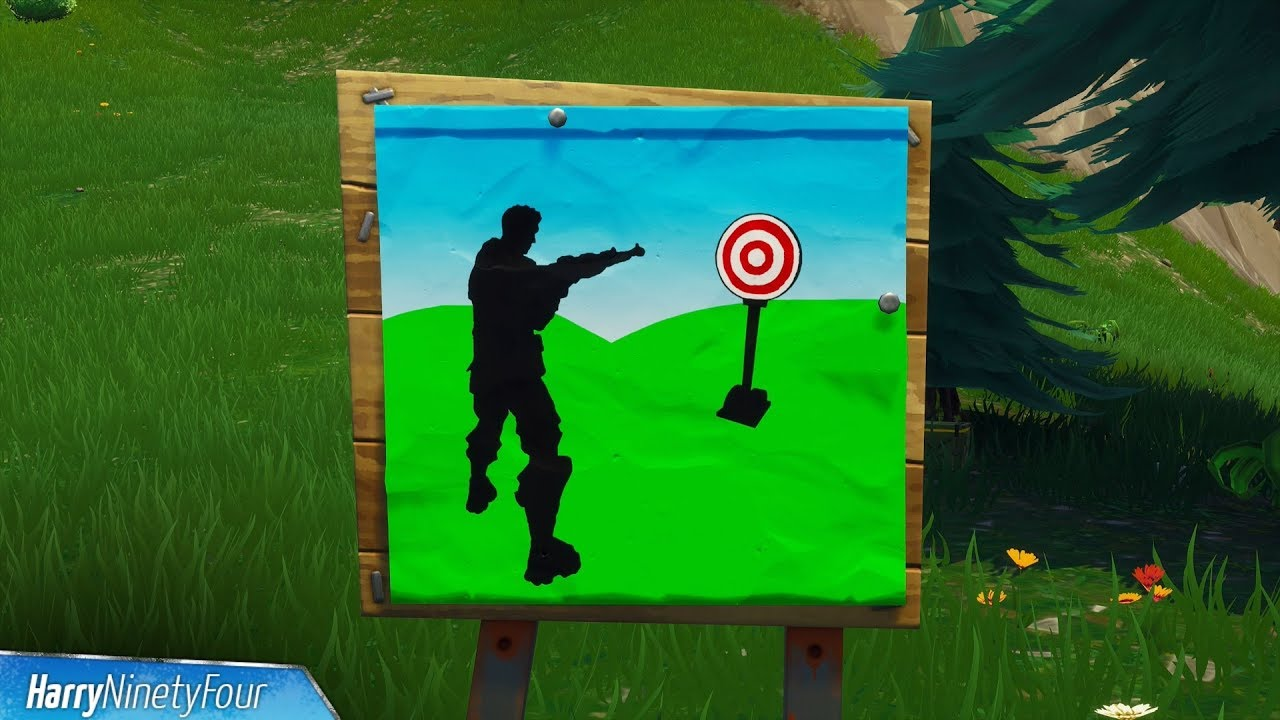 Fortnite Battle Royale All Shooting Galleries Locations Guide