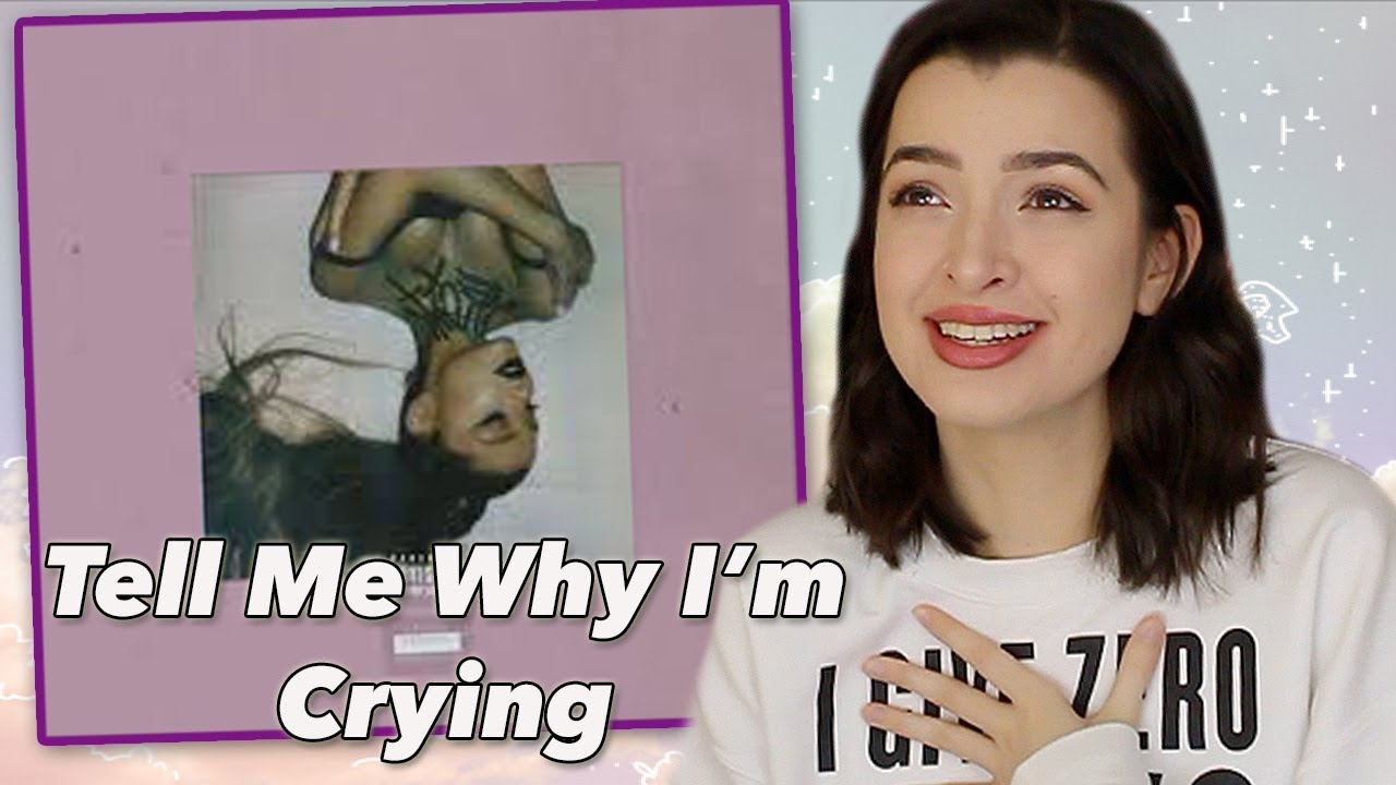 Thank U, Next~ Ariana Grande Album Reaction (You Guys...) image