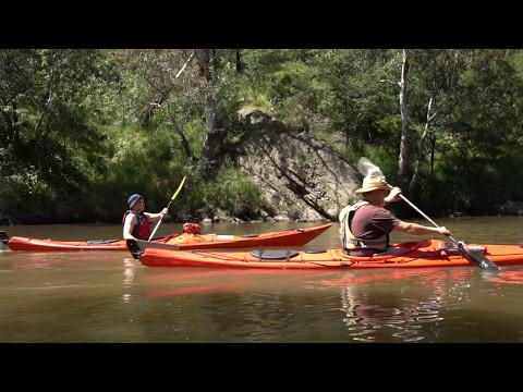 Kayak Hire Yarra River, Abbotsford, Melbourne, Victoria