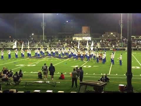 Notre Dame High School Irish Knight Band- Bohemian Rhapsody 2017-2018