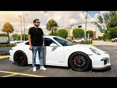 My New Porsche GT3 - Supercar or Not?!