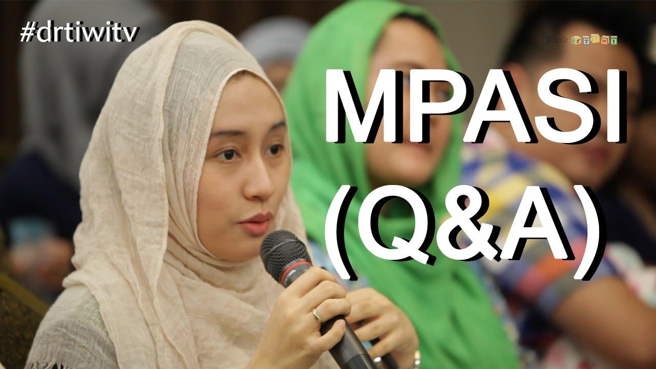 Mpasi Bayi 6 Bulan Dr Tiwi Dokter Spesialis Anak Part1 Youtube