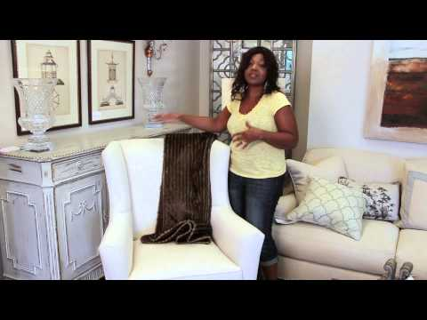 How to Decorate With a Wing-Back Chair : Perfect Interior Design Tips