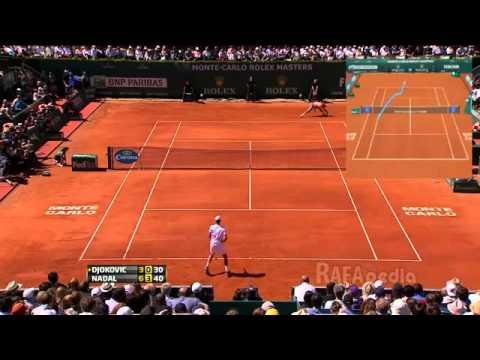 Rafael Nadal vs Novak Djokovic Final Montecarlo 2012 PART2 Special Highlights by Rafapedia