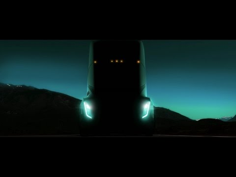 Elon Musk Talks About the Tesla Semi Truck at TED 2017 (Full Clip)