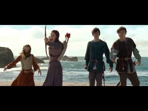 saving Trumpkin, Narnia Prince Caspian