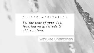 Good Morning: Guided Meditation