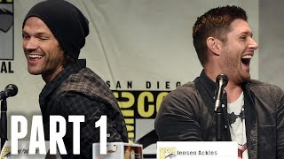 Supernatural Panel Part 1- Comic Con 2015