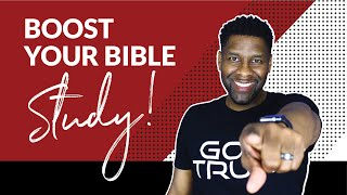 Boost Your Bible Study Right Away With These 5 Power Tips!