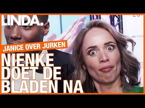 Nienke Plas: 'Deze jurk ademt niet' || Janice over Jurken || LINDA.