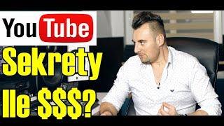 Sekrety YouTube (SEO pozycjonowanie Video) Kupowanie wyświetleń Ile zarabiam? Jak ja to robie?
