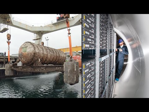 Why Microsoft left dozens of servers on the ocean floor for two years