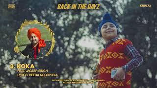 Koka Jageer Singh Free MP3 Song Download 320 Kbps
