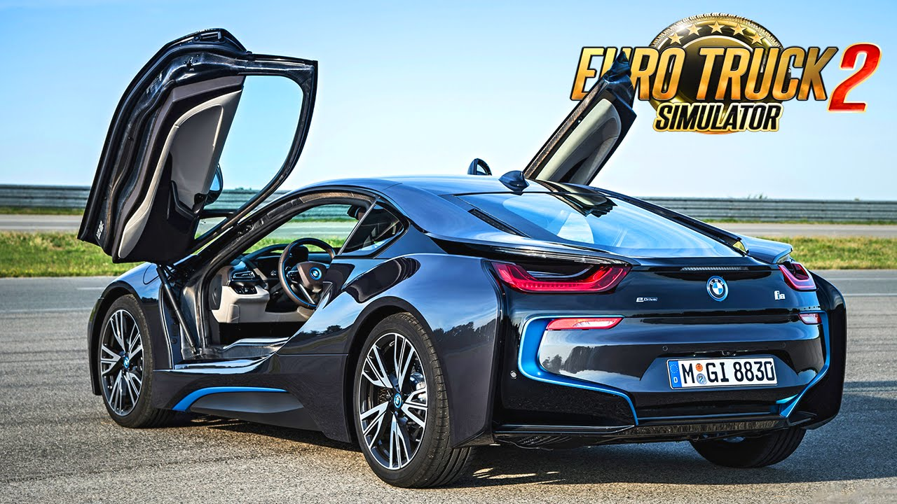 Carro Bmw I8 Euro Truck 2 Youtube