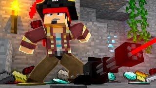 Minecraft: MINERAR AUTOMATICO - PIRATA Ep. 11 ‹ AMENIC ›