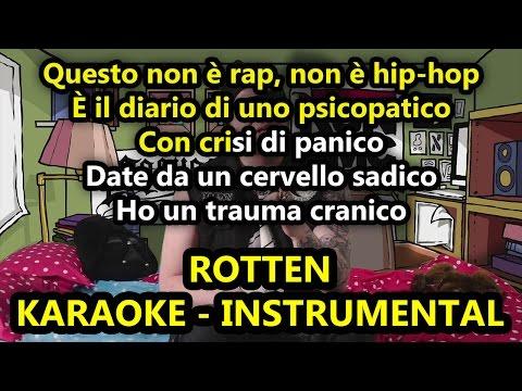Nitro: ROTTEN (Karaoke - Instrumental)