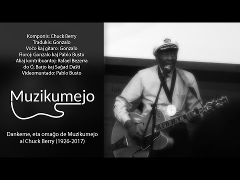 Johnny B Goode - Chuck Berry en Esperanto