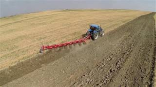 Semi-Mounted Conventional Plough