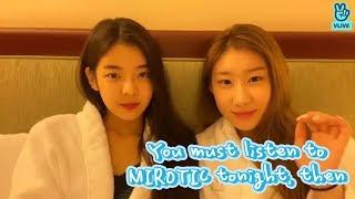 Download lagu (ENG sub) [V LIVE] ITZY - Lia&Chaeryeong recommending songs