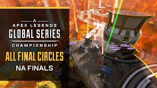 Download All Final Circles | NA Finals | ALGS Championship | Apex Legends