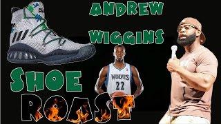 ANDREW WIGGINS ADIDAS SHOE ROAST 🔥🔥🔥🔥