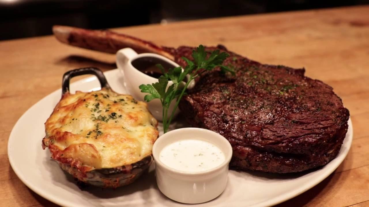 Ranch or petite steaks