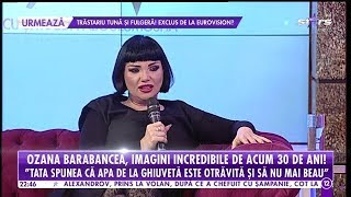 "Cheloo enervat de Ozana Barabancea: ""Ea n-a supt-o niciodată?"""