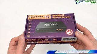 Відео огляд World Vision T59