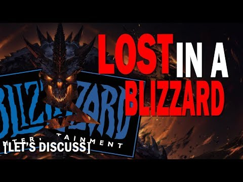 Blizzard Disconnected: Diablo Immortal Fallout and Blizzcon Day 1 [Let's Discuss]