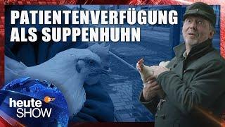 Dietmar Wischmeyer über seine Heimat Niedersachsen