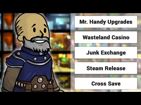 Fallout Shelter Future Updates Wishlist: Vault Log #9