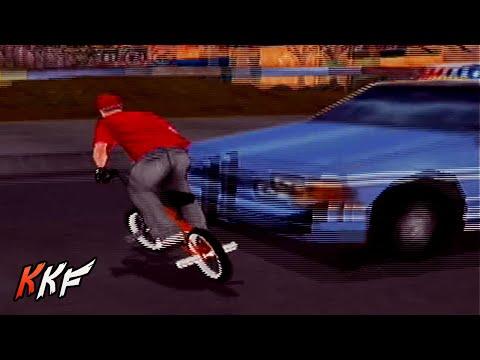 The Streets Ain't Safe (2 Player) - BMX XXX