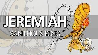 Dark Souls Lore - Xanthous King Jeremiah