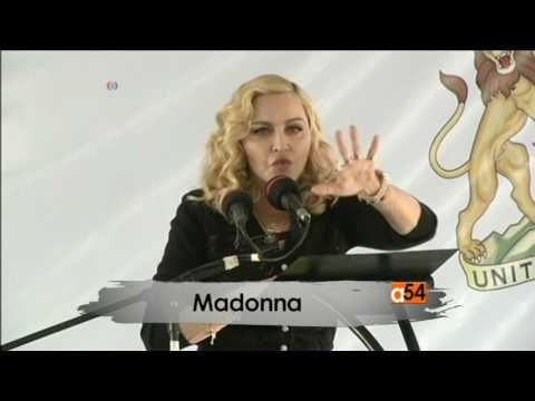 Madonna's New Hospital in Malawi