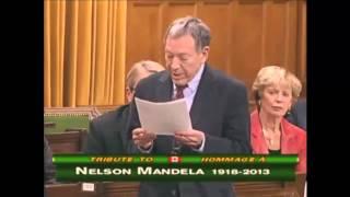 Tribute - Nelson Mandela