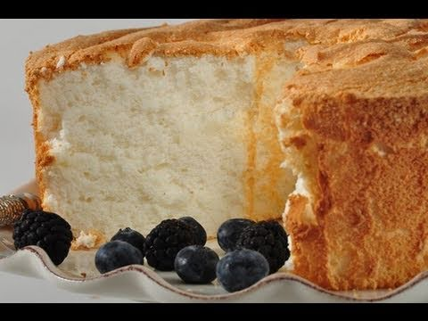 Angel food cake recipe demonstration joyofbaking youtube angel food cake recipe demonstration joyofbaking forumfinder Choice Image