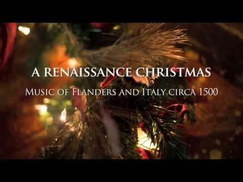 Folger Consort: A Renaissance Christmas - YouTube