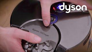Dyson 360 Eye™ robot vacuum - 1 red fault light displayed (US)