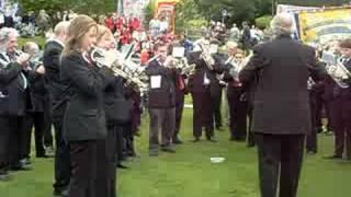 Craghead Colliery Band - Gresford