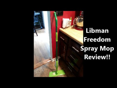 Lakeland Spray Mop - YouTube