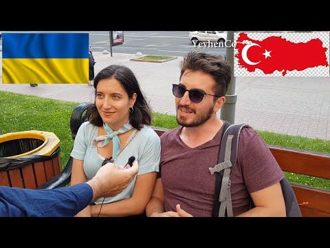 Why Are Turkish Men Coming To Ukraine? Ukrainian Women And Turkish Men Answer
